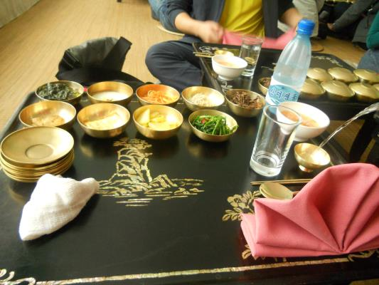 Lunch in Kaesong